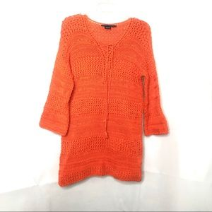 Ralph Lauren Blue label Italian yarn Vneck sweater